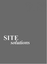 logo: Site Solutions